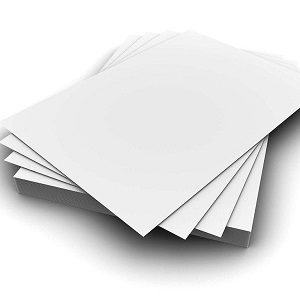 5 Ream 2500 Sheet White A4 Paper 80GSM Photocopy Printing Paper Cheap Daily Uses