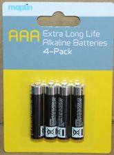 Maplin Batteries